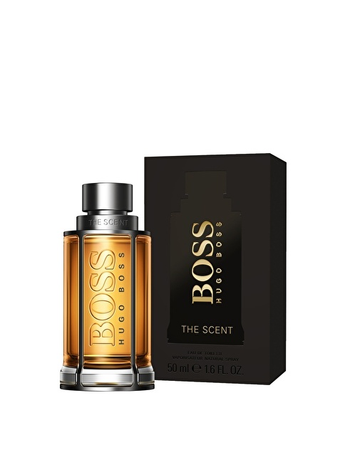 Hugo Boss Bottled The Scent Erkek Edt 50 Ml Renksiz